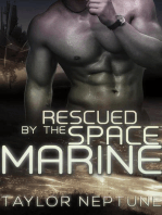 Rescued by the Space Marine