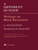 A Different Hunger: Writings on Black Resistance