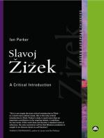 Slavoj Zizek: A Critical Introduction