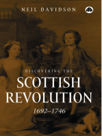 Discovering the Scottish Revolution 16921746