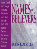 Names of the Believers