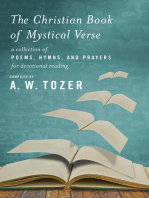 The Christian Book of Mystical Verse