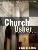 Church Usher