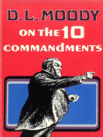 D. L. Moody on the Ten Commandments