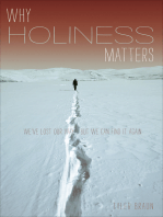 Why Holiness Matters