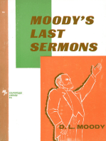 Moody's Last Sermons