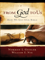 From God To Us Revised and Expanded