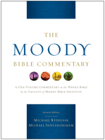 The Moody Bible Commentary