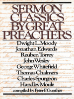 Sermon Classics by Great Preachers