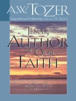 Jesus, Author of Our Faith