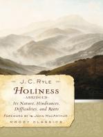 Holiness (Abridged)