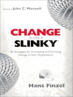 Change is Like a Slinky