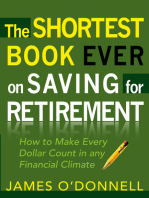 The Shortest Book Ever on Saving for Retirement
