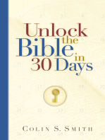 Unlock the Bible in 30 Days