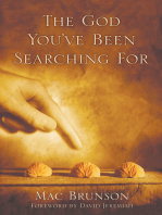 The God You've Been Searching For