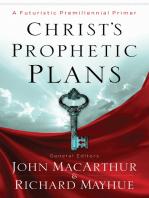 Christ's Prophetic Plans