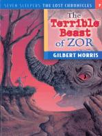 The Terrible Beast of Zor