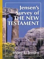 Jensen's Survey of the New Testament