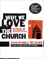 Why We Love the Church
