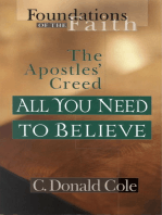 All You Need to Believe