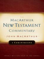 1 Corinthians MacArthur New Testament Commentary
