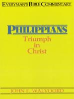 Philippians- Everyman's Bible Commentary