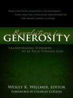 A Revolution in Generosity