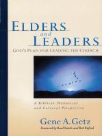 Elders and Leaders