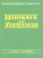 Habakkuk & Zephaniah- Everyman's Bible Commentary