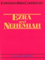 Ezra & Nehemiah- Everyman's Bible Commentary