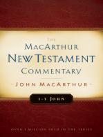 1-3 John MacArthur New Testament Commentary