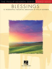 Blessings: 15 Worshipful Favorites