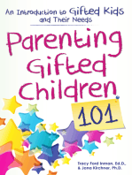 Parenting Gifted Children 101