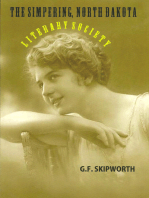 The Simpering, North Dakota, Literary Society
