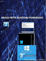Basics with Windows Powershell