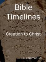 Bible Timelines