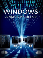 Windows Command Prompt A-N