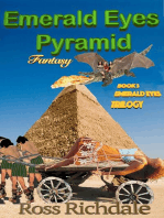 Emerald Eyes Pyramid