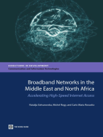 Broadband Networks in the Middle East and North Africa: Accelerating High-Speed Internet Access