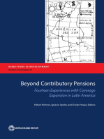 Beyond Contributory Pensions: Fourteen Experiences with Coverage Expansion in Latin America