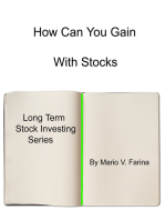 How Can You Gain With Stocks