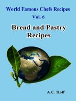 World Famous Chefs Recipes Vol. 6