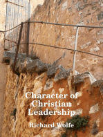 Character of Christian Leadership