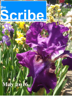 The Scribe May 2016