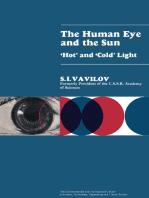 The Human Eye and the Sun