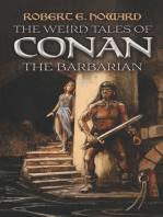 The Weird Tales of Conan the Barbarian