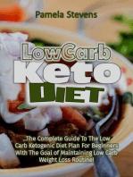 Low Carb Keto Diet