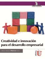 Creatividad e innovación para el desarrollo empresarial