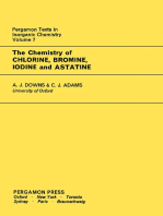 The Chemistry of Chlorine, Bromine, Iodine and Astatine