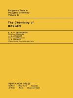 The Chemistry of Oxygen